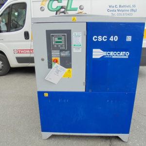 compressore-usato-ceccato-csc40-10