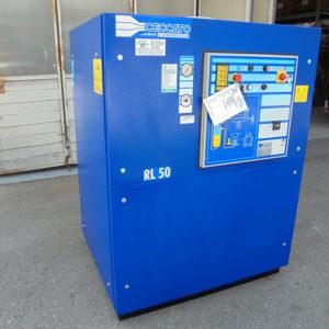 compressore-usato-ceccato-rl50-8