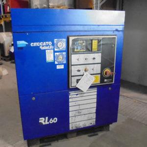 compressore-usato-ceccato-rl60-8