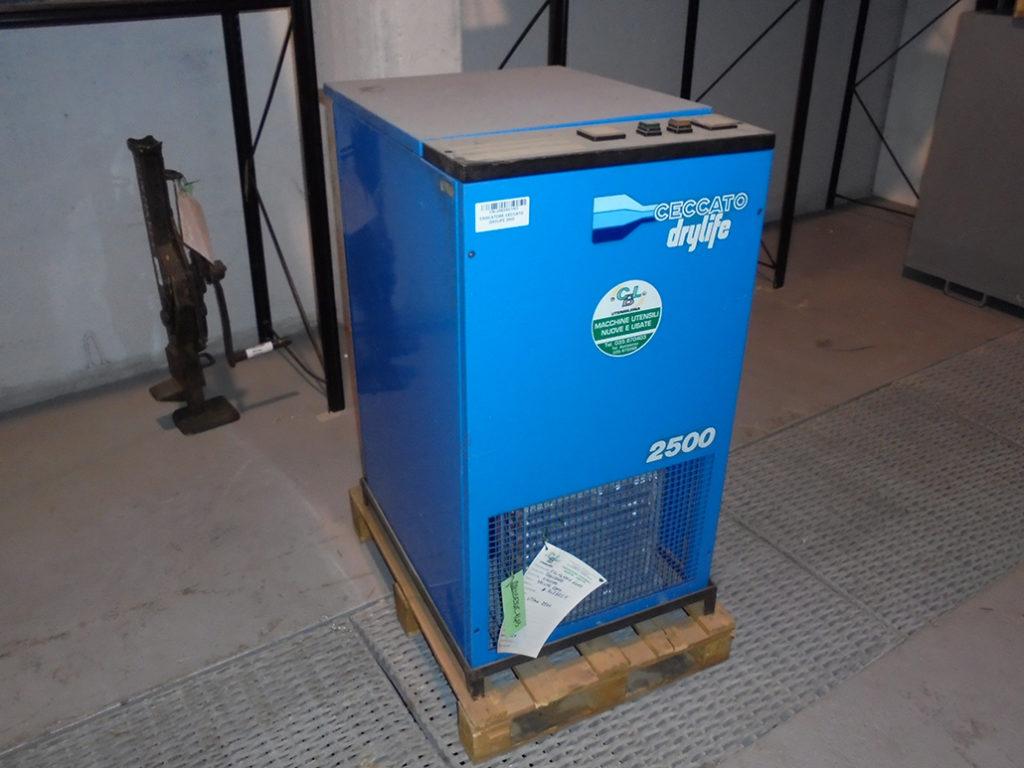 essicatore-usato-ceccato-drylife-2500