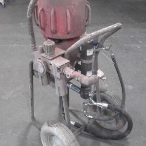 pompa-airless-a-pistone-usata