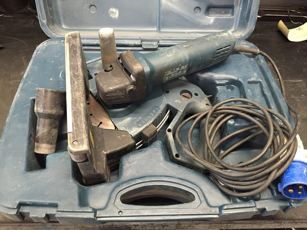 Scanalatrice usata per cemento bosch gnf ca usato cbl utensileria