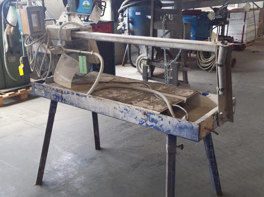 Taglierina per marmi usata diamant boart ts m usato cbl