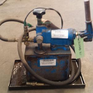 pompa-usata-manuale-oleodinamica