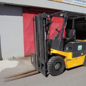 MULETTO USATO OM E40N - Muletti usati Diesel,Benzina ed Elettrici a Bergamo e Brescia