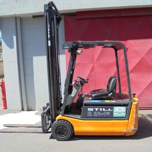MULETTO USATO STILL R20-16 - Muletti usati Diesel,Benzina ed Elettrici a Bergamo e Brescia