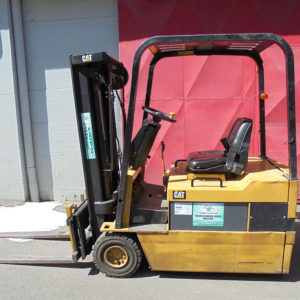 MULETTO USATO CAT F35 - Muletti usati Diesel,Benzina ed Elettrici a Bergamo e Brescia