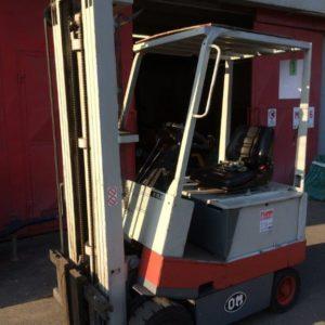 MULETTO USATO OM E15N - Muletti usati Diesel,Benzina ed Elettrici a Bergamo e Brescia