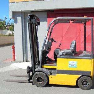MULETTO USATO OM EU20 - Vendita muletti usati,vendita e noleggio muletto usato elettrico e benzina
