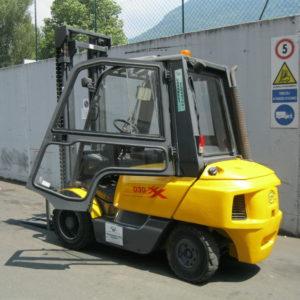 MULETTO USATO diesel OM XD30 - Vendita muletti usati,vendita e noleggio muletto usato elettrico e benzina