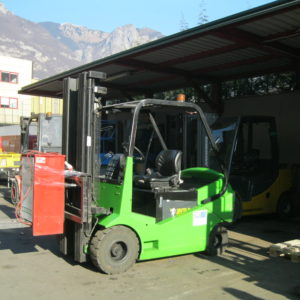 MULETTO USATO Elettrico CTC PLANET 430 - Vendita muletti usati,vendita e noleggio muletto usato elettrico e benzina