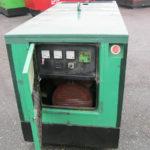 GRUPPO ELETTROGENO GREEN POWER MOD. GP 40 S-P USATO -2