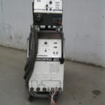 SALDATRICE A FILO MULTIPREOCESSO RAFFREDDATA WELDTRONIC THYRICONTROL 605 USATA -1