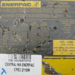 CENTRALINA ELETTROIDRAULICA ENERPAC GPED 2110W USATA-3