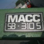 SEGATRICE A NASTRO MACC MOD. SB 310S USATA-3