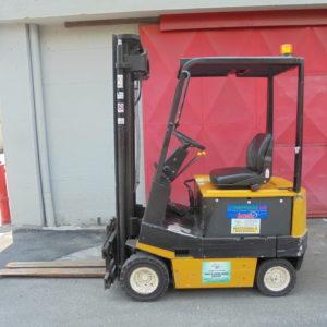 MULETTO ELETTRICO OM MOD. E15N USATO (Copia) - Muletti usati Diesel,Benzina ed Elettrici a Bergamo e Brescia