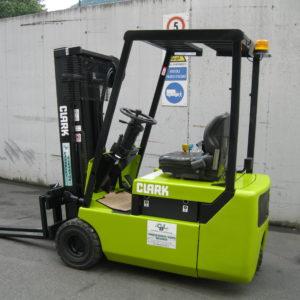 MULETTO USATO ELETTRICO CLARK CTM16S - Vendita muletti usati,vendita e noleggio muletto usato elettrico e benzina