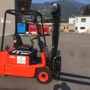 MULETTO ELETTRICO LINDE MOD. E12 USATO (Copia) - Muletti usati Diesel,Benzina ed Elettrici a Bergamo e Brescia