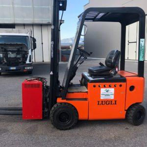 MULETTO ELETTRICO LUGLI ETXR 20 USATO - Muletti usati Diesel,Benzina ed Elettrici a Bergamo e Brescia