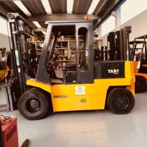 MULETTO USATO OM E80N - Muletti usati Diesel,Benzina ed Elettrici a Bergamo e Brescia