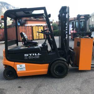 MULETTO ELETTRICO STILL R60-25 USATO - Muletti usati Diesel,Benzina ed Elettrici a Bergamo e Brescia