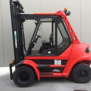 MULETTO DIESEL LINDE MOD. H80D USATO (Copia) - Muletti usati Diesel,Benzina ed Elettrici a Bergamo e Brescia