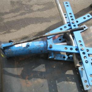 CURVATUBI USATA OMCN RAPID T10E MANUALE/IDRAULICA - Vendita di curvatrici e piegatubi usati, curvatrice usata euring