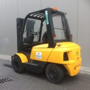 MULETTO USATO DIESEL OM MOD. XD25 (Copia) - Muletti usati Diesel,Benzina ed Elettrici a Bergamo e Brescia