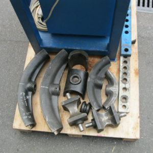 PIEGATUBI USATA OMCN MOD. RAPID T10 - Vendita di curvatrici e piegatubi usati, curvatrice usata euring