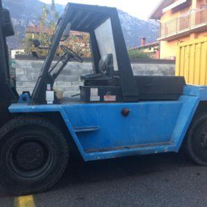 MULETTO USATO DIESEL CATERPILLAR MOD V300 - Muletti usati Diesel,Benzina ed Elettrici a Bergamo e Brescia